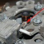 генератор на ВАЗ-2107 и как исправить
