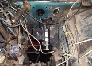 Установить гидроусилитель руля на ВАЗ-2107