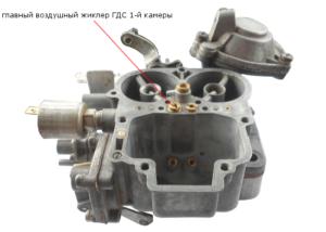 На ВАЗ-2107 большой расход топлива