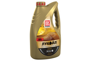 Масло Lukoil Luxe