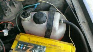 Охлаждающая жидкость в ВАЗ-2114