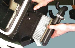 Радиатор печки ВАЗ-2109