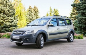 Lada Largus Cross 2016