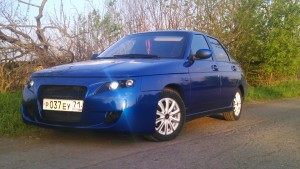Обвес на ВАЗ-2112