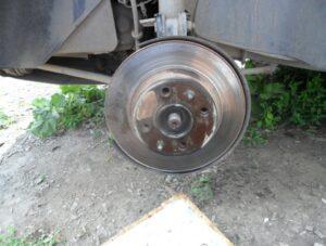 Тормозные диски на ВАЗ-2114