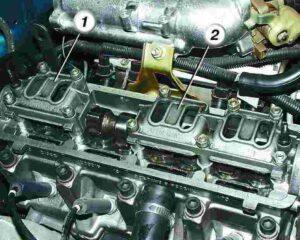Затяжка головки ВАЗ-2109