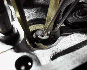 Замена сальника клапанов на ВАЗ-2110