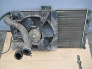 Радиатор охлаждения ВАЗ-2110