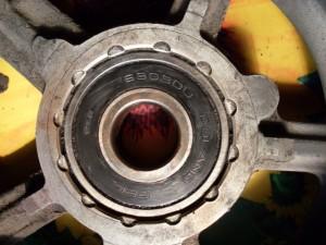 Подшипник генератора на автомобиль ВАЗ-2110