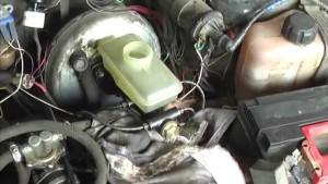 Замена главного тормозного цилиндра ВАЗ-2110