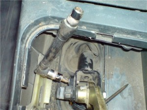 Замена кулисы ВАЗ-2110