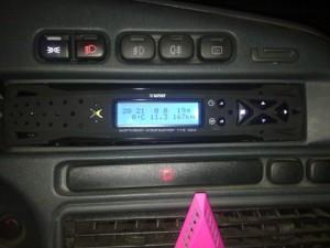 Бортовой компьютер ВАЗ 2115