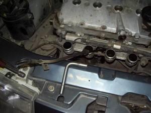 Ремонт двигателя на ВАЗ-2111
