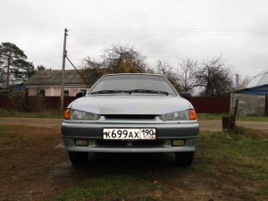 Капот ВАЗ-2115