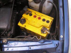 Аккумулятор на ВАЗ-2110