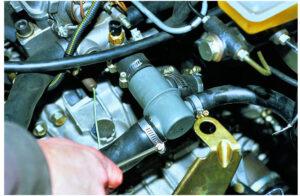 Заменить термостат на ВАЗ-2111