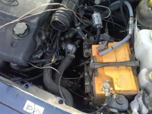 Замена термостата ВАЗ-2111