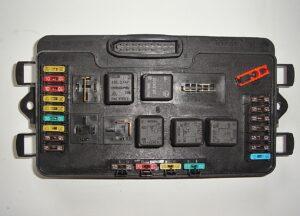 Монтажный блок ВАЗ-2115
