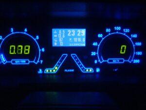 Панель приборов ВАЗ-2115