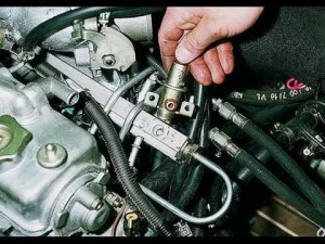 Регулятор давления топлива ВАЗ-2115