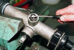 Замена рулевой рейки ВАЗ-2110