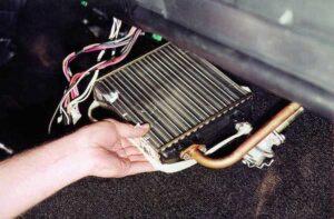 Не греет печка ВАЗ-2106