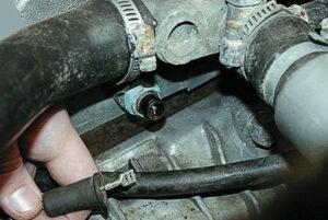 Не показывает температуру двигателя ВАЗ-2114