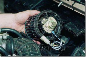 Не работает вентилятор печки ВАЗ-2112