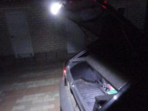 Подсветка багажника ВАЗ-2114