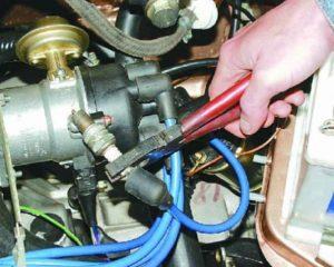Регулировка зажигания ВАЗ-2109 карбюратор