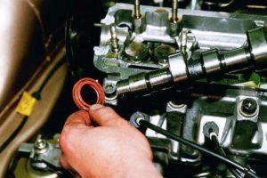 Замена клапанов ВАЗ-2114 8 клапанов