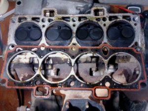 Замена прокладки ГБЦ ВАЗ-2114 8 клапанов