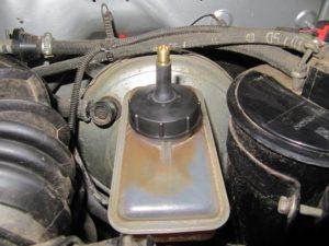 Прокачать тормоза на ВАЗ-2109