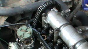 Выставить зажигание на ВАЗ-2105