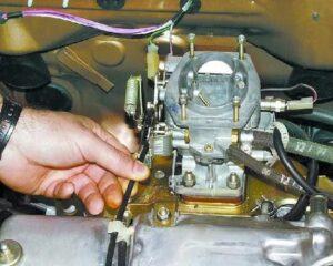 Настроить карбюратор на ВАЗ-2109