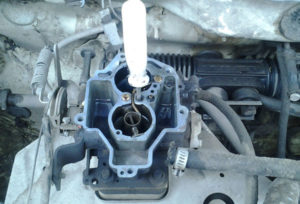 Почистить карбюратор ВАЗ-2109