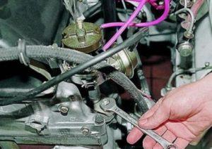 Установить зажигание на ВАЗ-2106