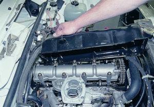 Замена прокладки головки блока цилиндров ВАЗ-2107