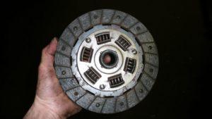 Замена сцепления ВАЗ-2107