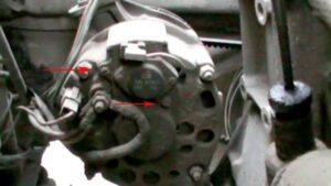 Поменять щетки на генераторе ВАЗ-2114
