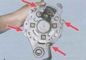 Проверка генератора на ВАЗ-2109