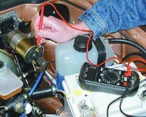 Проверка катушки зажигания ВАЗ-2109
