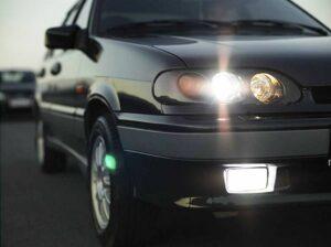 Свет фар на ВАЗ-2114