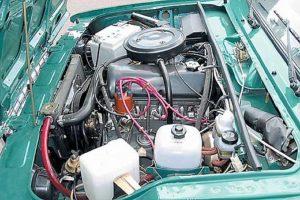 Двигатель на автомобиль ВАЗ-2107