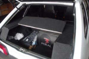 Багажник на ВАЗ-2114