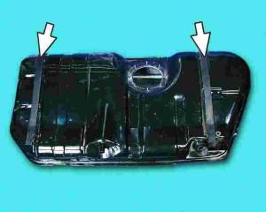 Топливный бак в ВАЗ-2115
