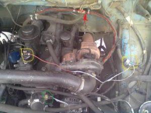 Установка дополнительной помпы на ВАЗ-2114