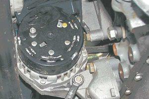 Замена генератора ВАЗ-2114