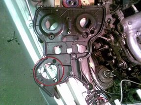 Замена помпы ВАЗ-2112 16 клапанов