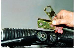 Замена рулевой рейки ВАЗ-2114